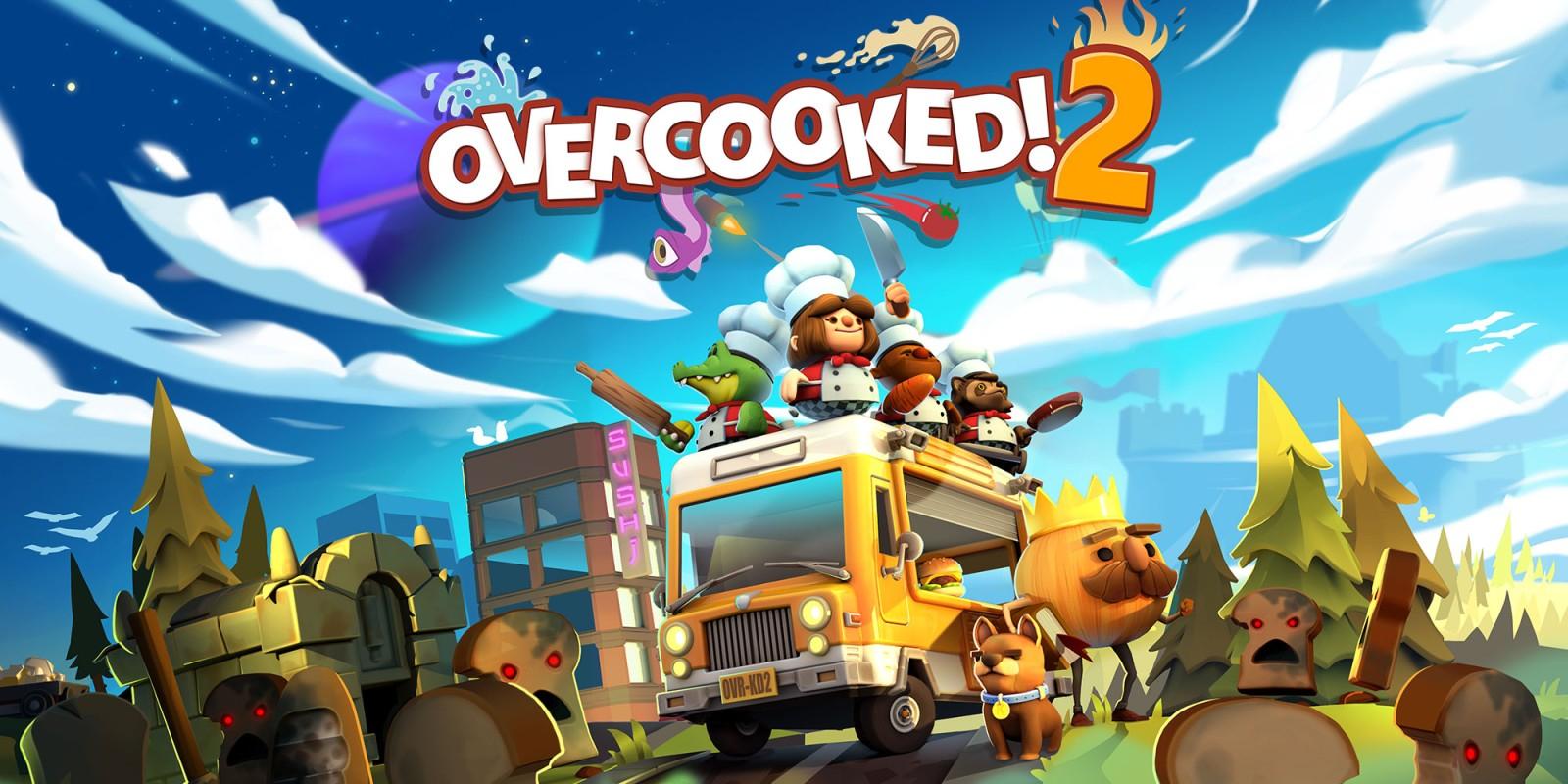 Overcooked 2 (switch) voor €15 @ Nintendo eShop NL