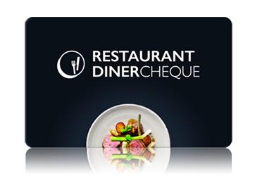 Restaurant Dinercheque t.w.v. € 20,00 nu gratis met Club Staatsloterij