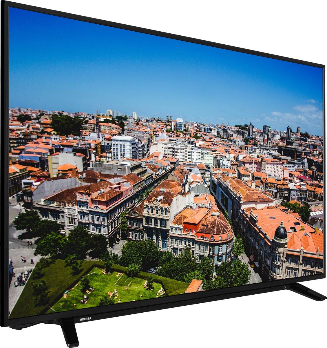 "(Black Friday) Toshiba 4K Ultra HD wifi smart tv 55""@Dirk"