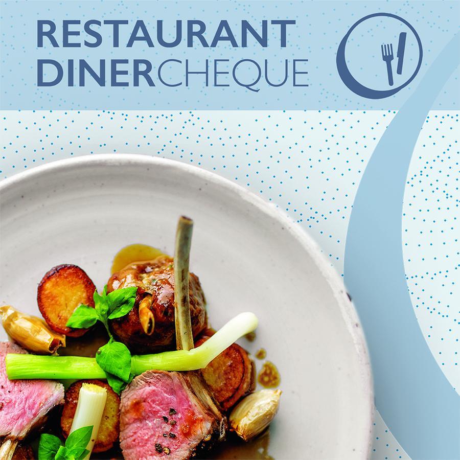 20 euro dinercheque bij optimel (eten met korting, niet gratis)