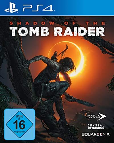 Shadow of the Tomb Raider PS4 en Xbox One @ amazon.de