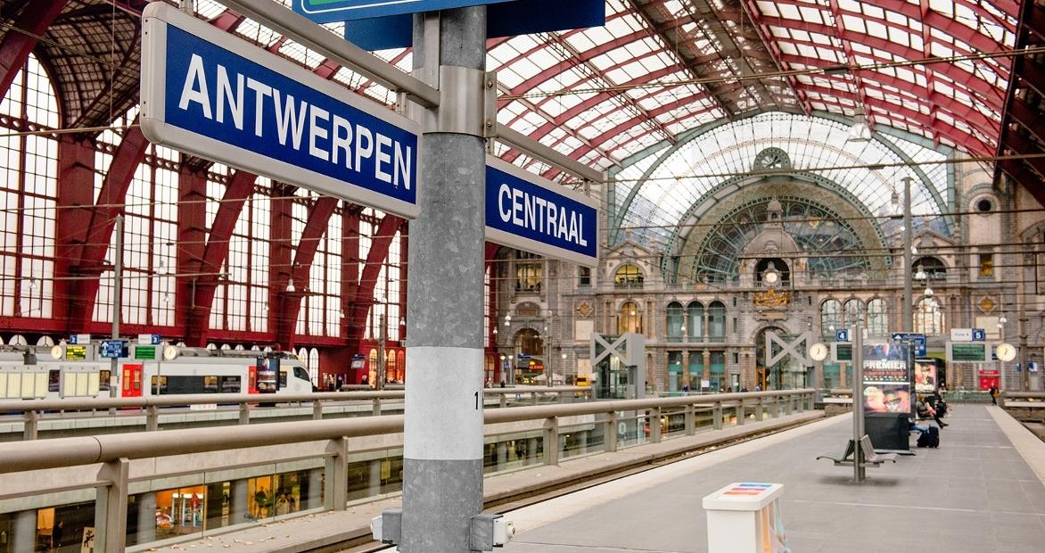 [Black Friday] Van Elk Station in Nederland naar Antwerpen of terug voor €9,90 i.p.v. €38,20