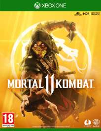 Mortal Kombat 11 voor 18,50 voor de Xbox One bij YGZ.nl