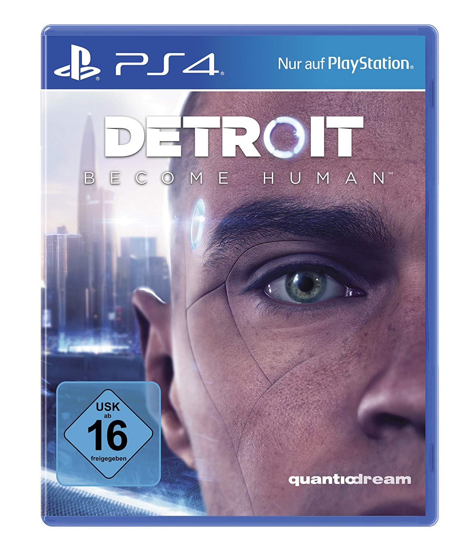 Detroit: Become Human (PS4) @ Amazon.de