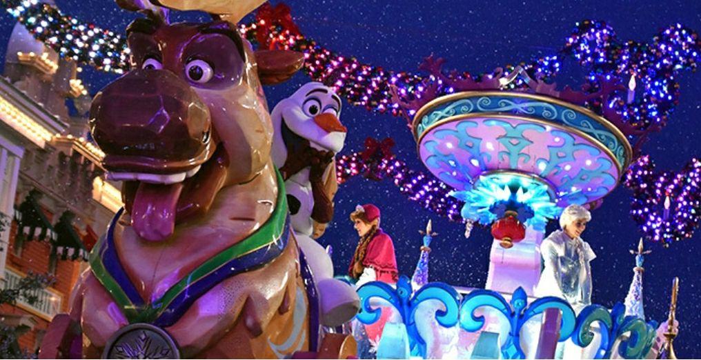 Tickets voor Disneyland Parijs voor minder dan de helft!