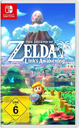 The Legend of Zelda: Link's Awakening Switch game voor €43,99 @ amazon.de