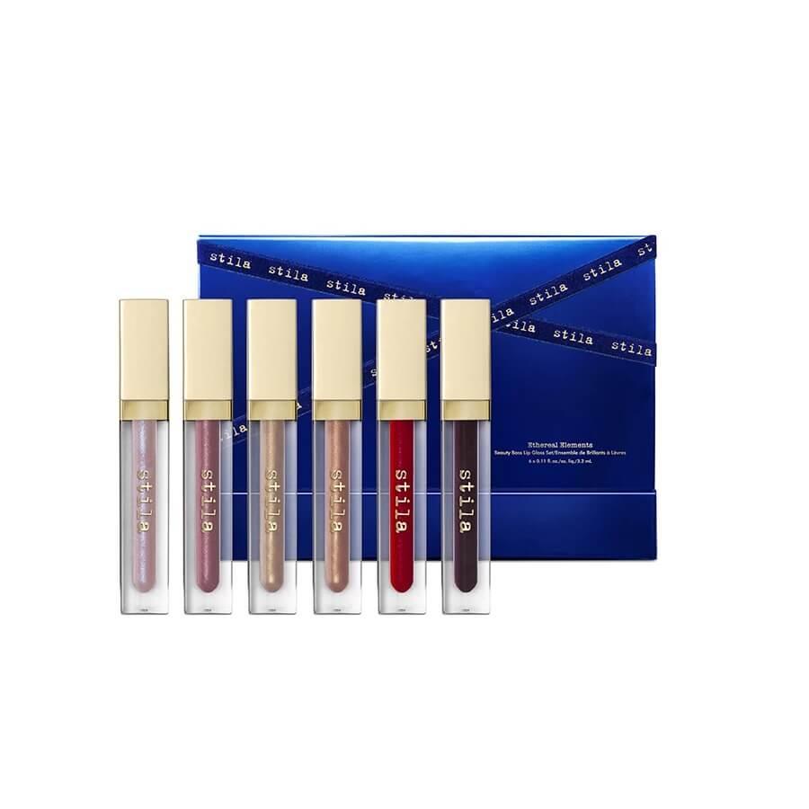 Stila Ethereal Elements Beauty Boss 6-delige Lip gloss set @ Lookfantastic