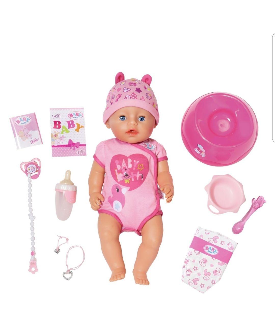 "Zapf Creation ""Baby Born Soft Touch Girl"" Pop"