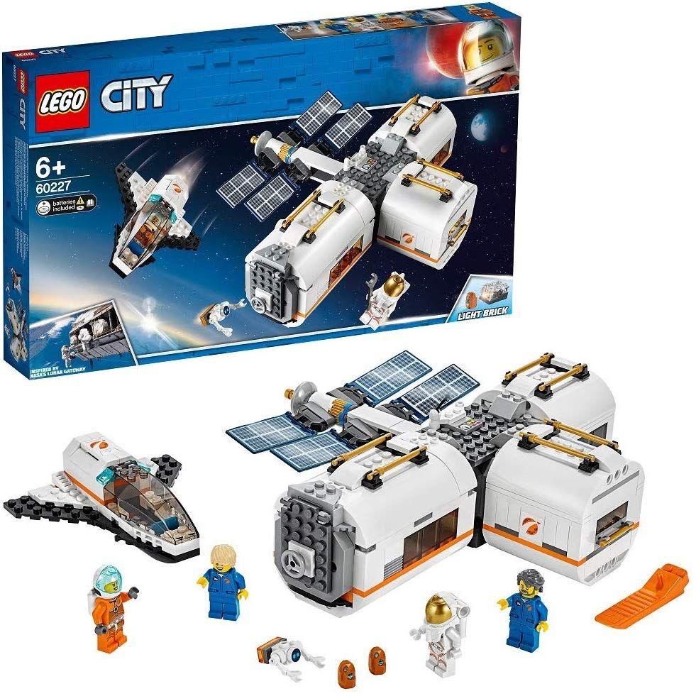Lego: NASA Ruimtestation op de maan (60227) (Amazon prime)