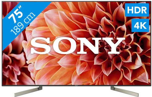 Sony KD-75XF9005 voor €1.999 @ coolblue