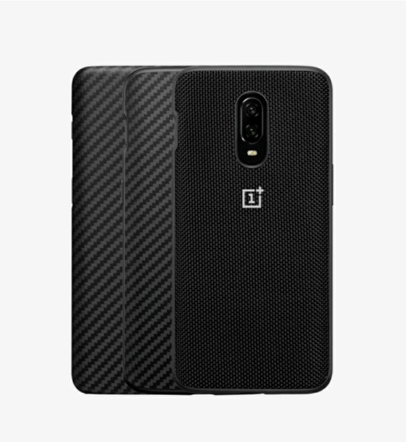 Originele OnePlus 6T case bundel (3 cases)