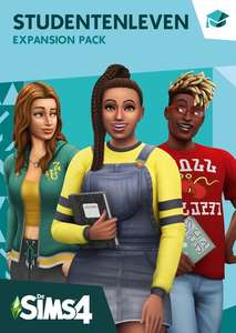 Sims 4, Holidaysale, inclusief Studentenleven