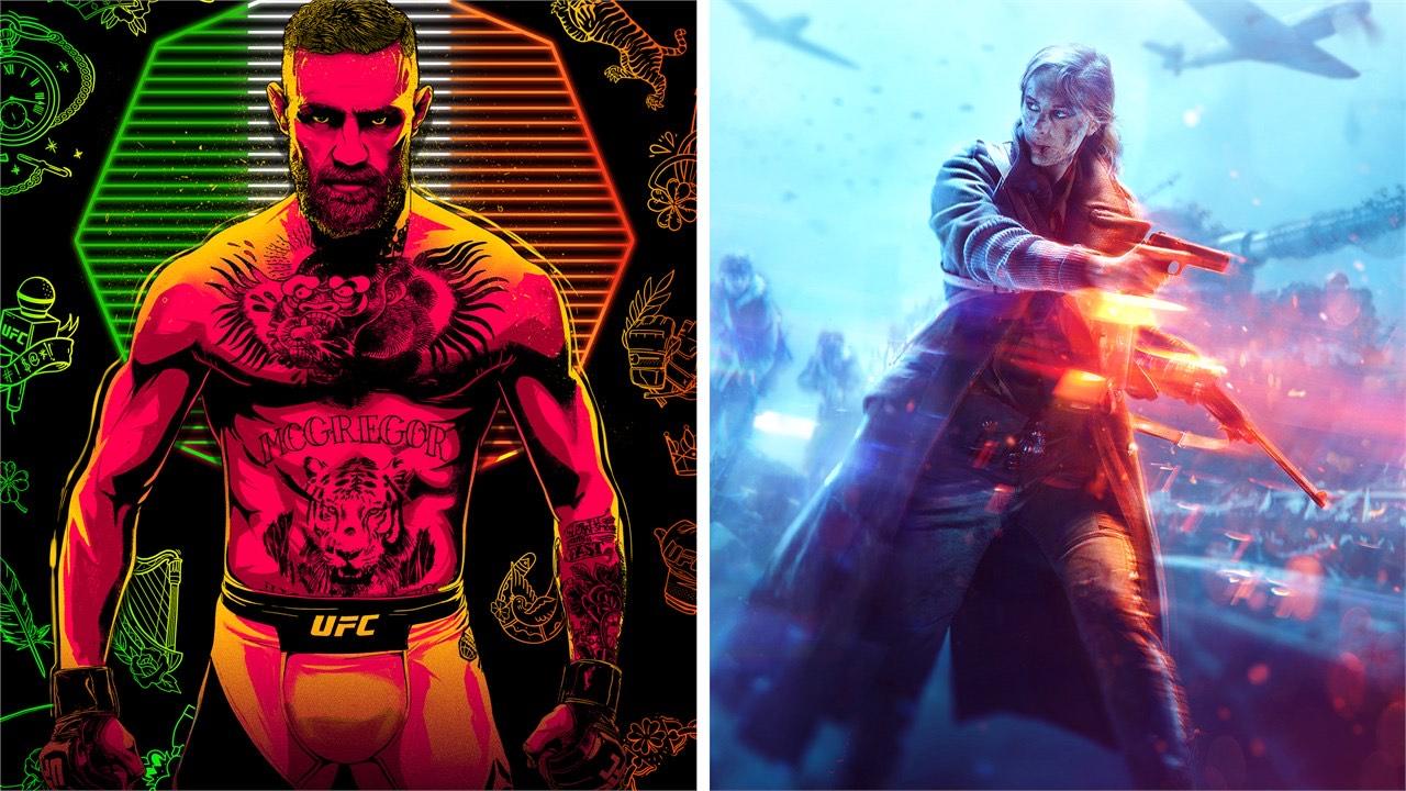 BATTLEFIELD V en EA SPORTS™ UFC® 3-bundel Xbox One