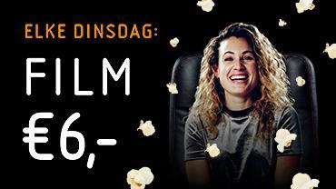 Elke dinsdag voor €6 naar de film (inclusief 3D) bij Vue Kerkrade