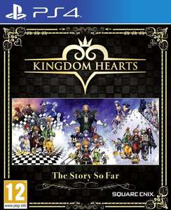 Dagdeal - Kingdom Hearts: The Story So Far