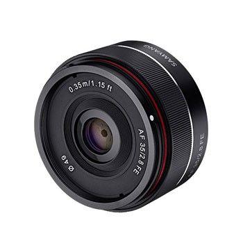 Samyang 35mm f/2.8 AF Sony FE lens