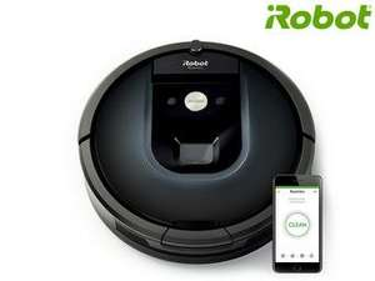 iRobot Roomba 980 (Black Edition)