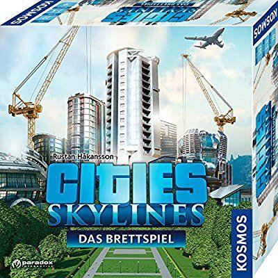 Cities Skylines Bordspel