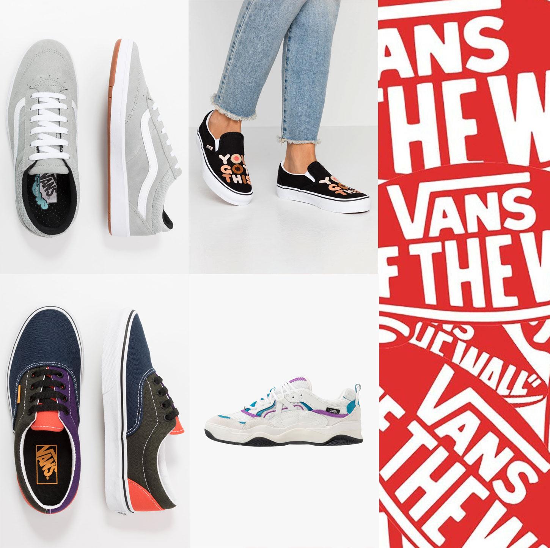 Vans sneakers -60% (20 stijlen - al vanaf €27,95) @ Zalando