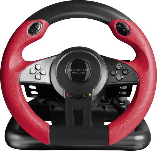 Speedlink Trail Blazer Racing Wheel (PS4 + Xbox One + Windows) @ Bol.com