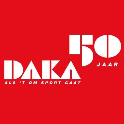 5,- korting bij Daka sport