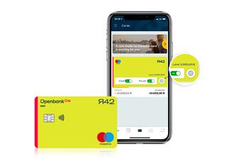 € 50 gratis bij het openen van rekening bij Openbank!