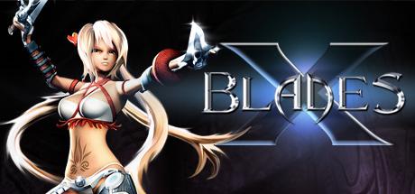 Gratis game X-Blades (Steam) @ DLH