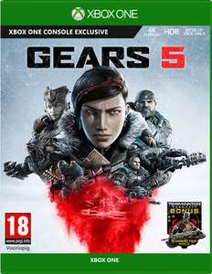 Gears of War 5 (Xbox One Disc) @ Coolblue