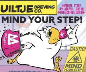 [Lokaal] Uiltje Mind Your Step -Moyee Coffee Edition-