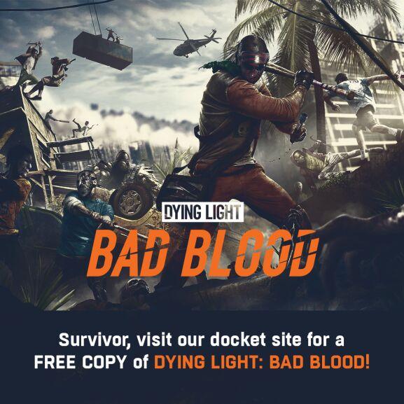[STEAM] Dying Light: Bad Blood Gratis voor basegame owners