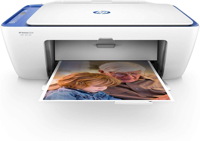 HP all-in-one printer DESKJET 2630
