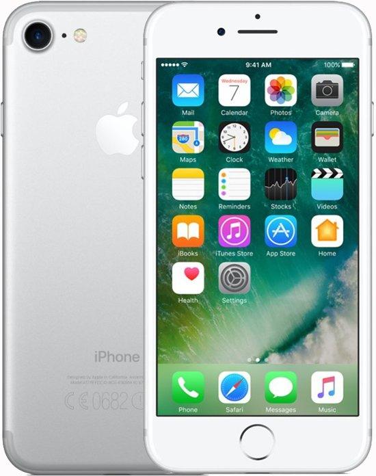 Apple iPhone 7 - 32GB - Zilver bij BOL