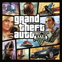 Grand Theft Auto V // PS4
