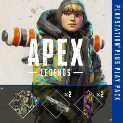 Gratis Apex Legends: PlayStation Plus Play Pack (Wattson and Octane Skins) @ PSN