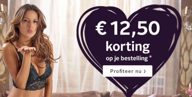 Met code €12,50 korting (va €40) @ Lascana