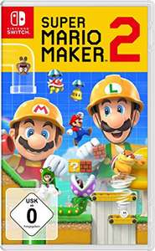 Super Mario Maker 2 voor de Nintendo Switch @amazon.de