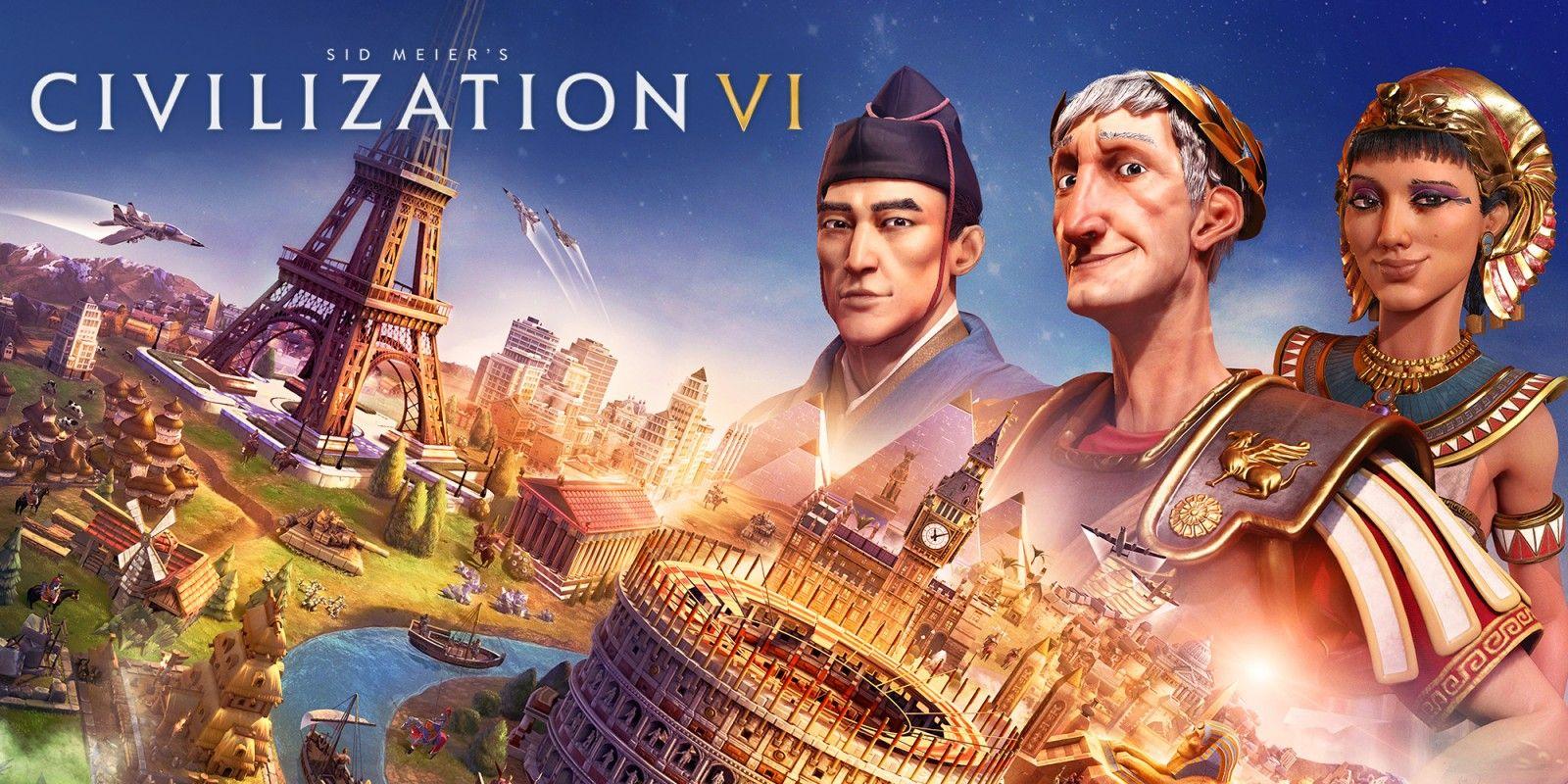 Sid Meier's Civilization VI (Switch) (Amazon DE)