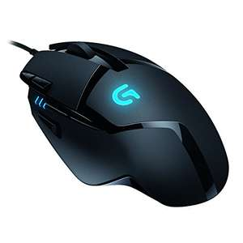 Logitech G402 Hyperion Fury gaming mouse @ Amazon.de