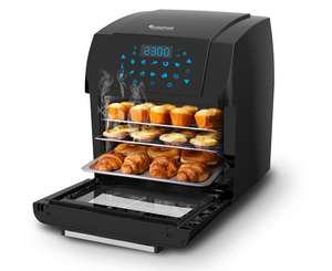 TurboTronic Multifunctionele Oven Airfryer AF-2 (9 in 1)