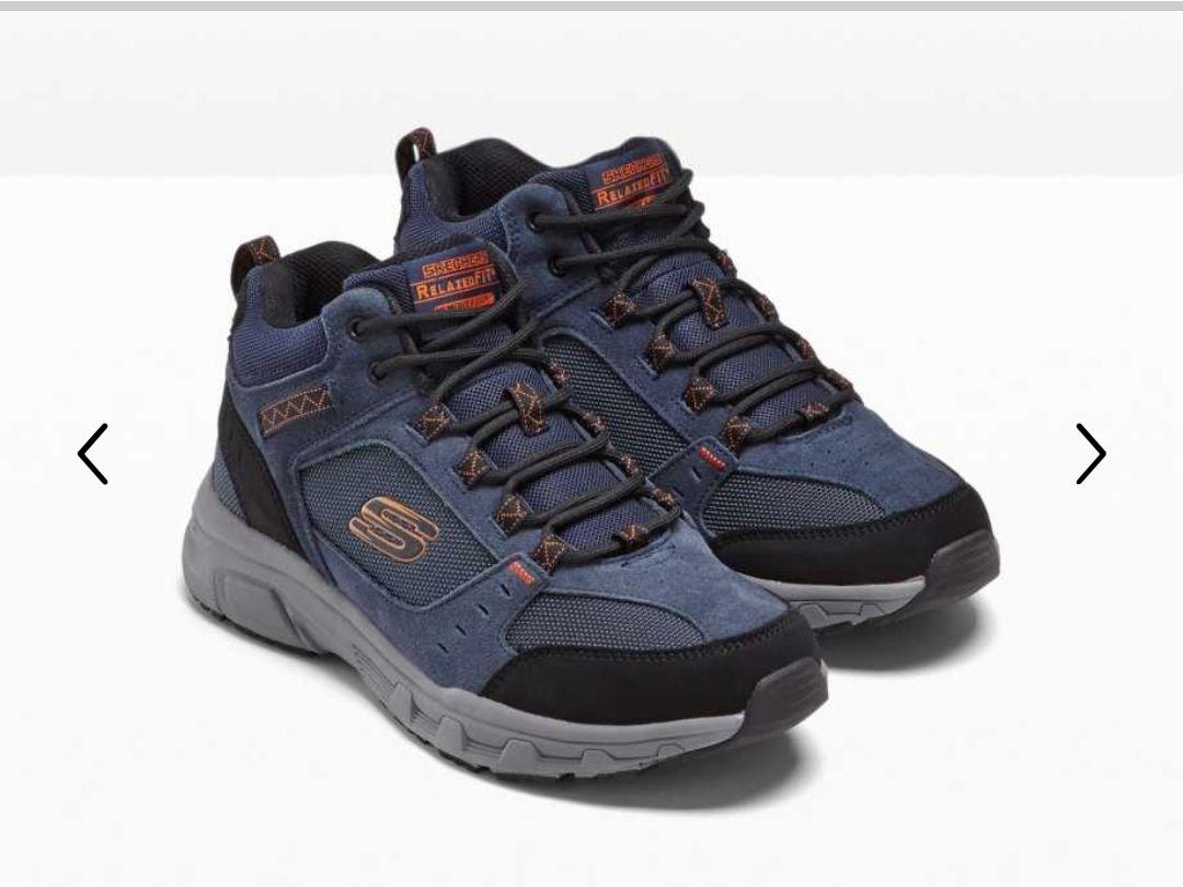 Skechers heren wandelschoenen