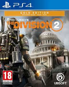 The Division 2 - Gold Edition (PS4) @ Bol.com
