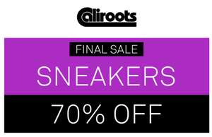 ALLE sale sneakers -70% (550+ items!!!) @ Caliroots