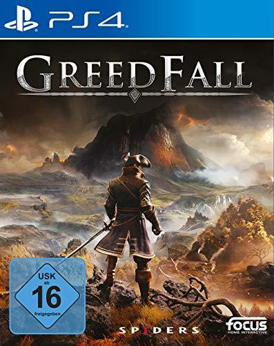 Greedfall (PS4) @ Amazon.de