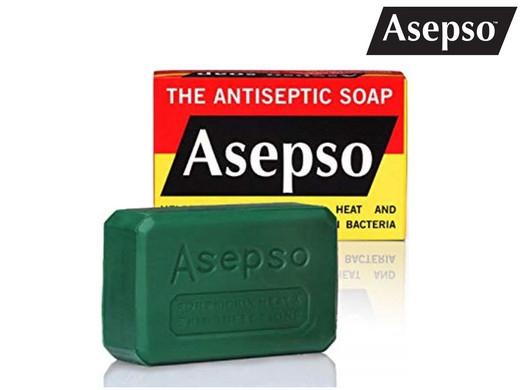 12x Asepso Desinfecterende Zeep 80 gram