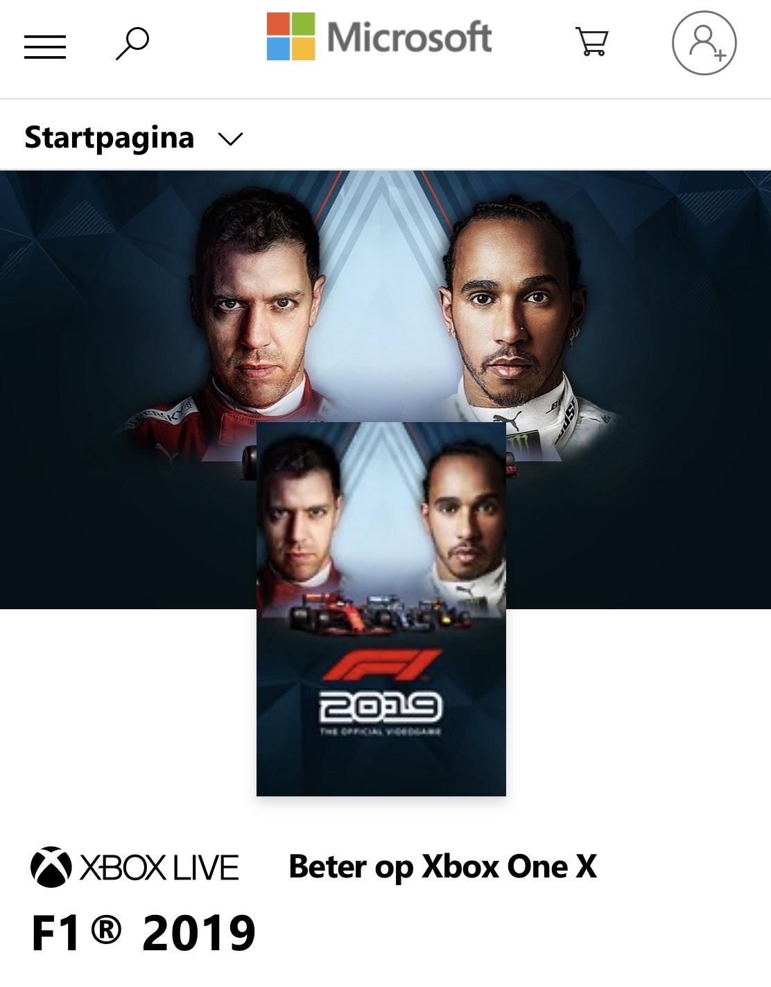F1 2019 voor xbox en playstation 30 dagen gratis te spelen - vanaf zondag 22 maart!!!