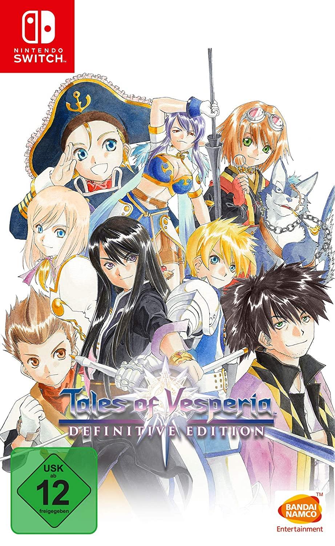 Tales Of Vesperia: Definitive Edition (Nintendo Switch)