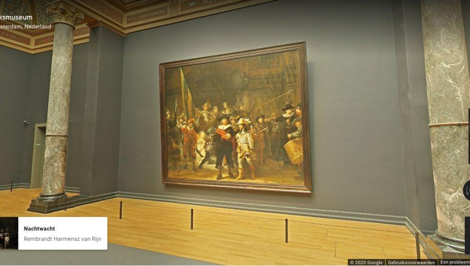 Musea dicht, toch een GRATIS rondleiding? o.a. RIjksmuseum en Museum Orsay in Parijs (totaal circa 1200 musea)