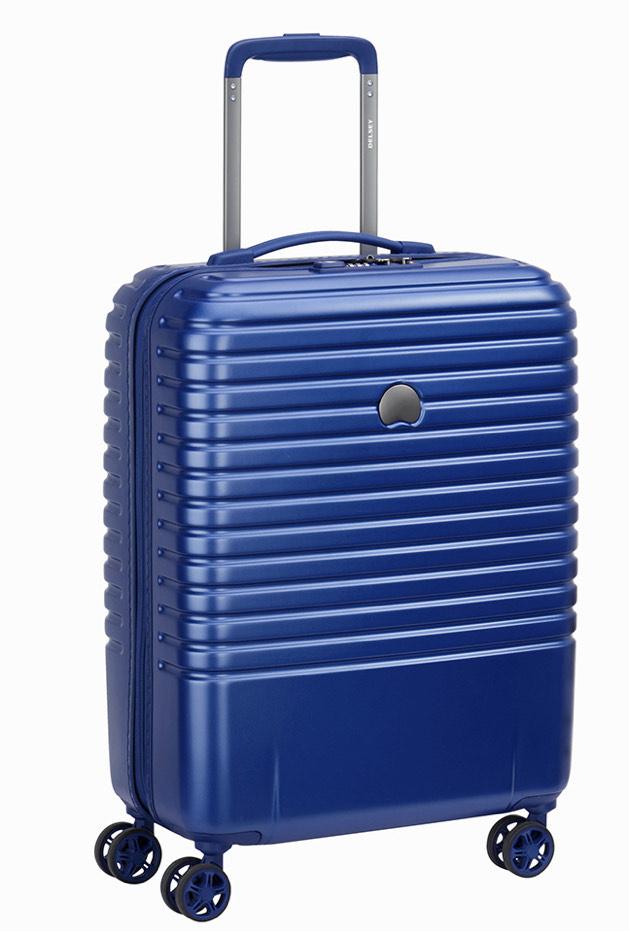Delsey Caumartin 55 (37L) + Gratis Mr.John Kit travelkit twv €12,95 @ Travelbags.nl