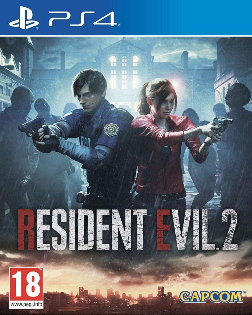 Resident Evil 2 Remake (PS4)