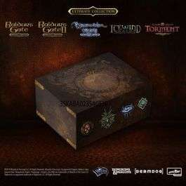 Beamdog Ultimate Collectors Edition (Baldur's Gate, Icewind Dale, Neverwinter Nights) PS4